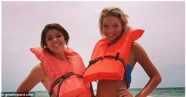 Parasail Snaps with Alexis Fairchild and sidney Good