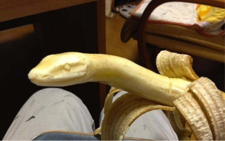 Crazy Banana Art By Keisuke Yamada Here Are Our