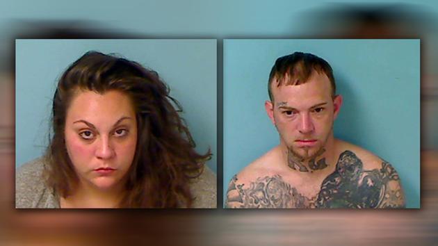 Naked woman eating pizza arrested; Pa. carjacker shot dead