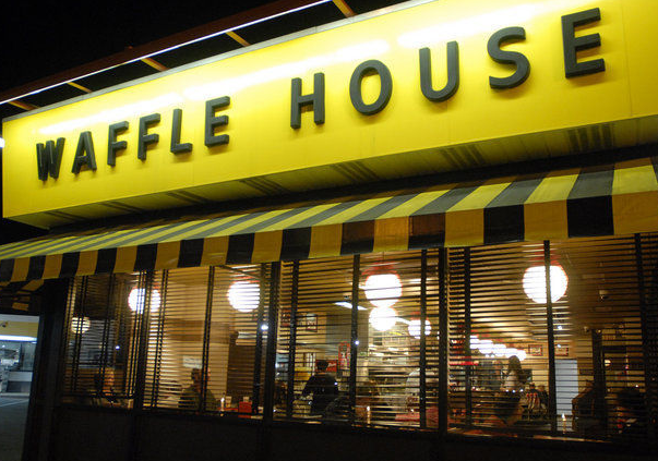 Skip The Fancy Meal, Waffle House Is Offering Candlelit Valentineu0027s Day  Dinner!